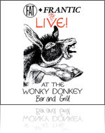 Fat and Frantic Live at the Wonky Donkey Bar & Grill